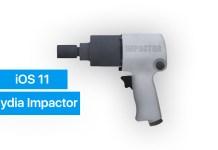 iOS 11 Cydia Impactor