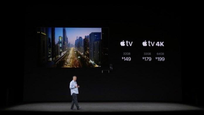 Apple TV 4K Fiyat