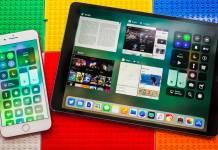 iPad + iOS 11