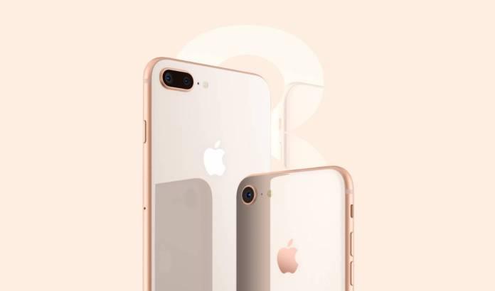 iPhone 8 ve 8 Plus