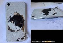iPhone 8 Patlama