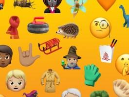 iOS 12 Emojileri