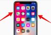 Apple IPhone X İle Ekran Görüntüsü Alma Nasıl Yapılır