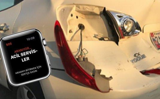 Apple Watch hayat kurtarmaya devam ediyor