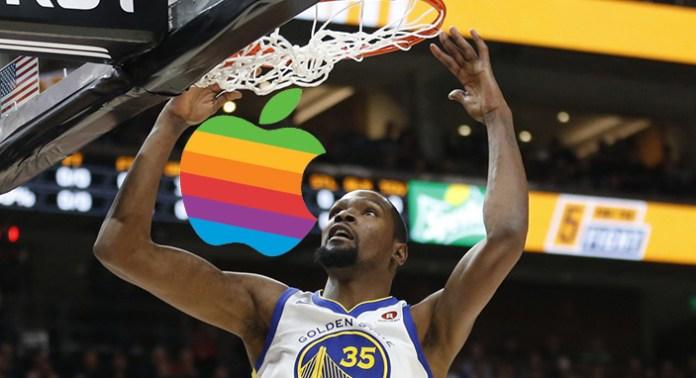 Apple ve Kevin Durant yeni TV serisi yapacak