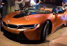 BMW İ8 Roadster 2019'un Fiyatı Açıklandı