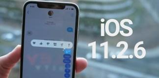 iOS 11.2.6 Güncelle,iOS 11.2.6 Güncelle İndir,iOS 11.2.6 Güncellemesi