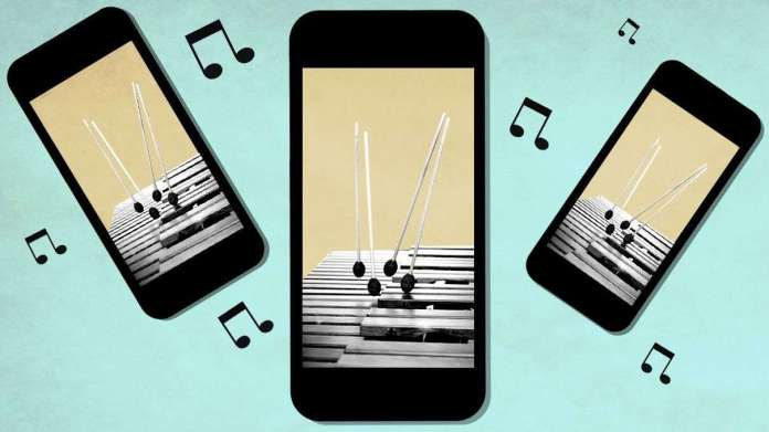 iphone-marimba-zil-sesi