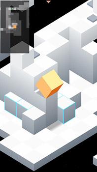 geometric puzzle games edge