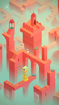 puzzle games monument valley