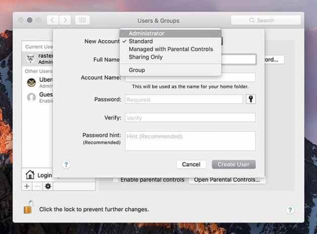 change home folder name