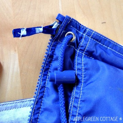 how to fix a broken zipper pull