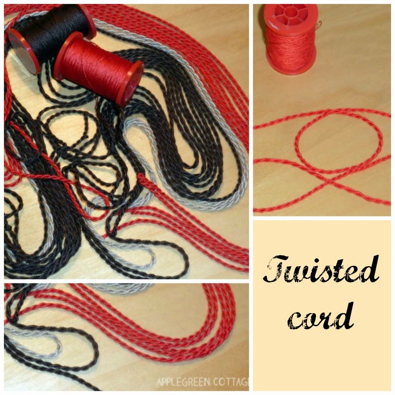 How To Make Twisted Cord