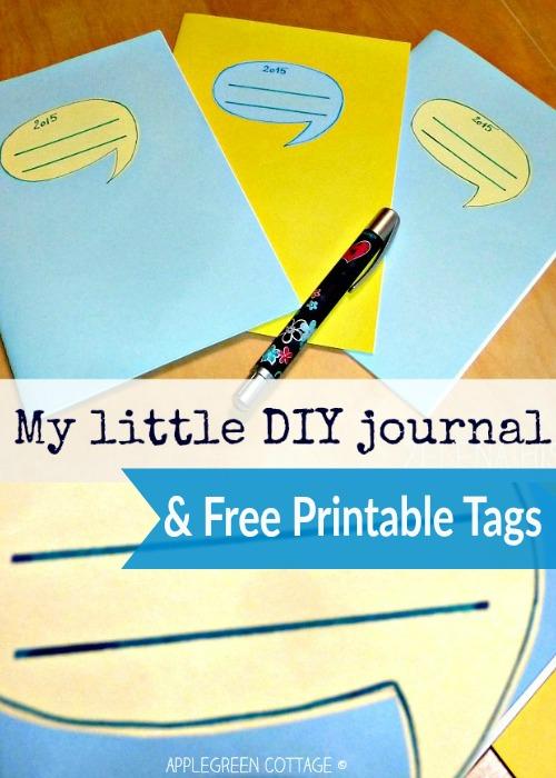 Homemade Journals