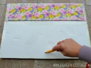 sewing pattern storage