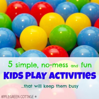 http://www.applegreencottage.com/2015/03/5-simple-activities-to-keep-kids-busy.html
