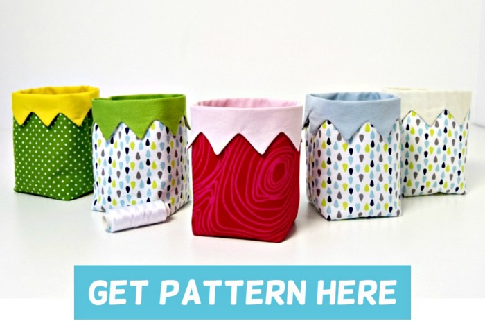 storage bin pattern
