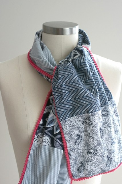 8 free scarf sewing patterns for winter, with easy sewing tutorials for you to make your own. Take a look at these different scarf styles and pick the one that works best for you.