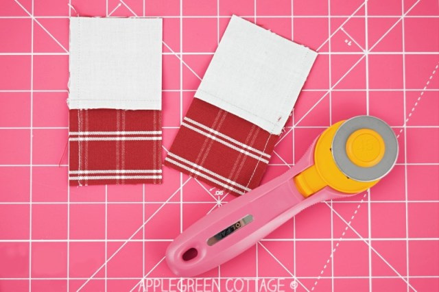 quilt block sewing