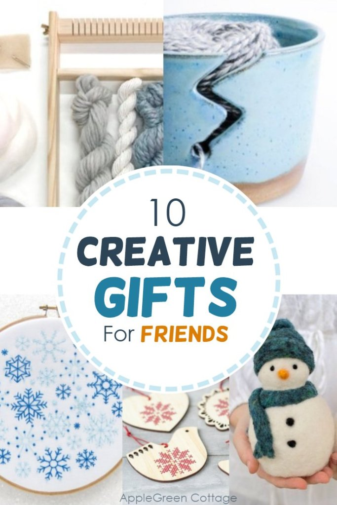 10 Creative Gift Ideas For Friends