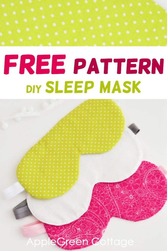 diy sleep mask