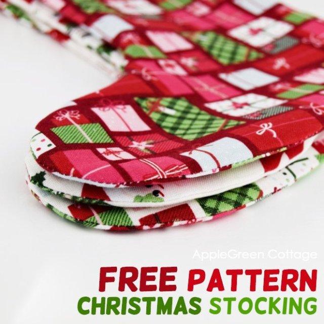 Christmas Stocking pattern