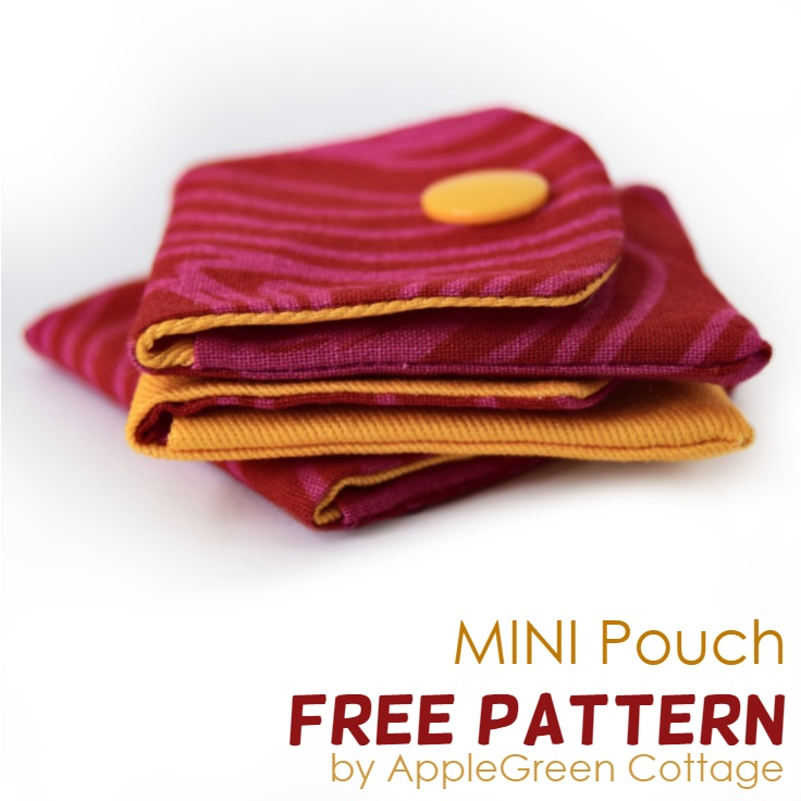 small pouch pattern