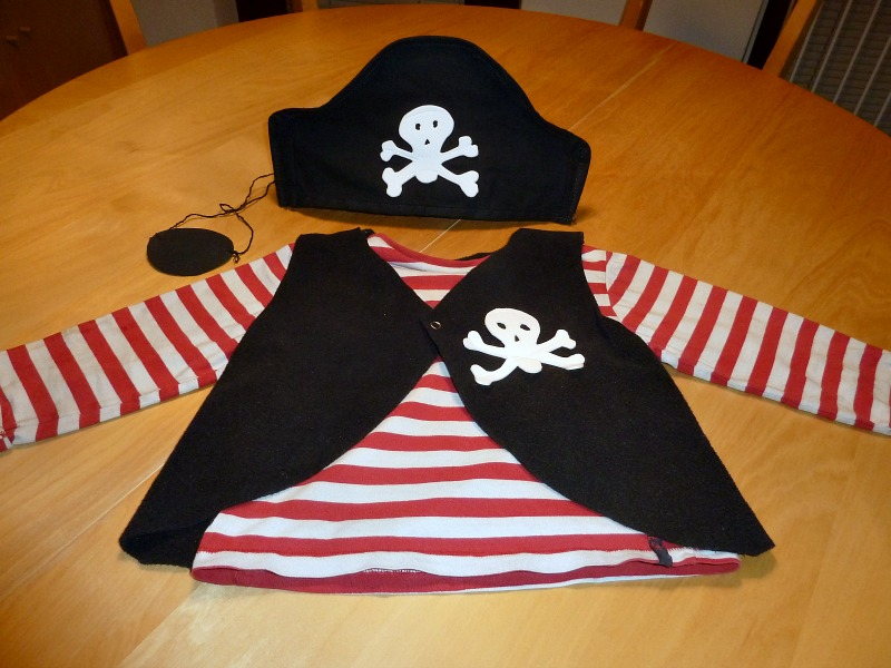 pirate costume ideas