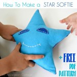 Easy Star Pillow Softie