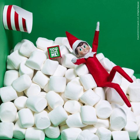 funny elf on shelf ideas