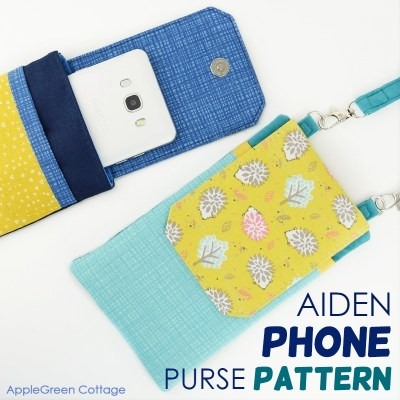 cell phone purse pattern