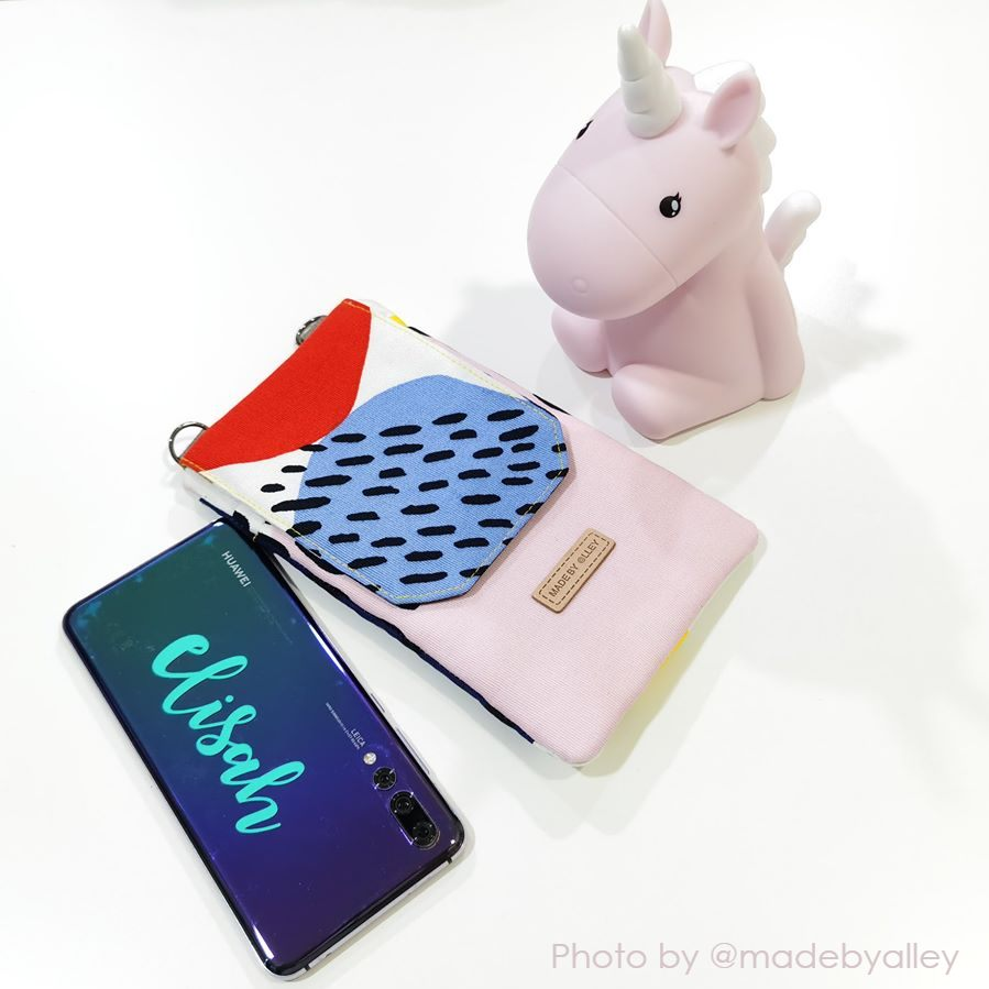 diy phone case with unicorn