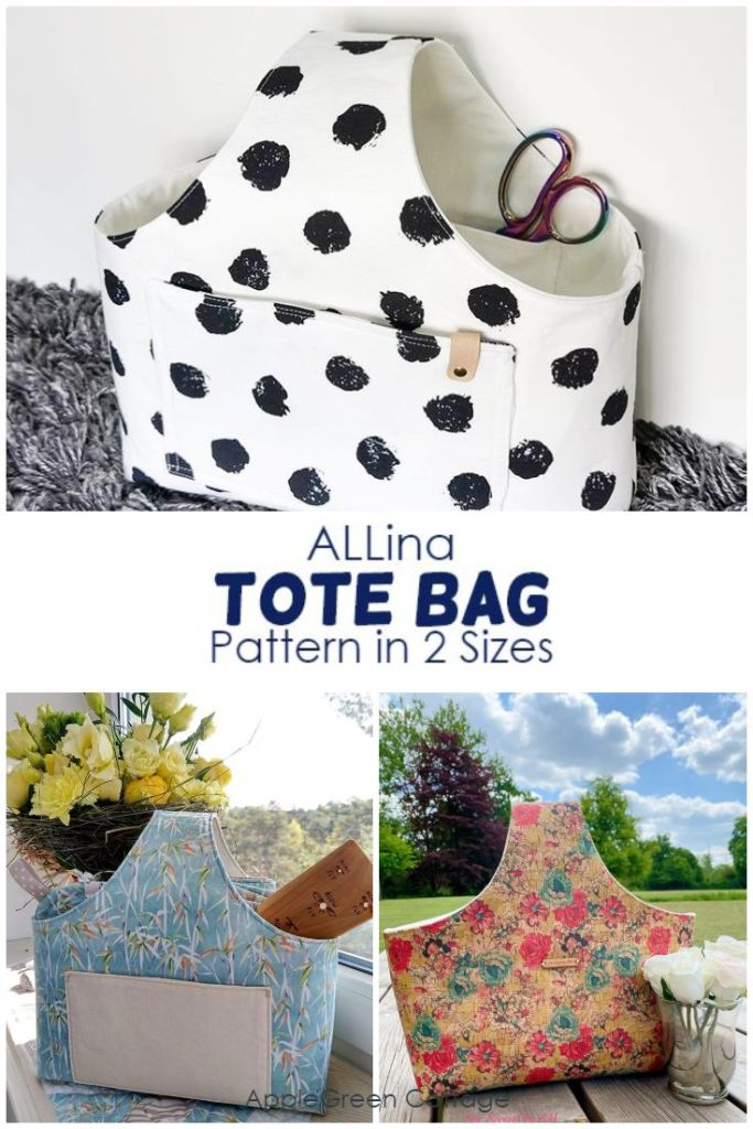 project bag pattern versions