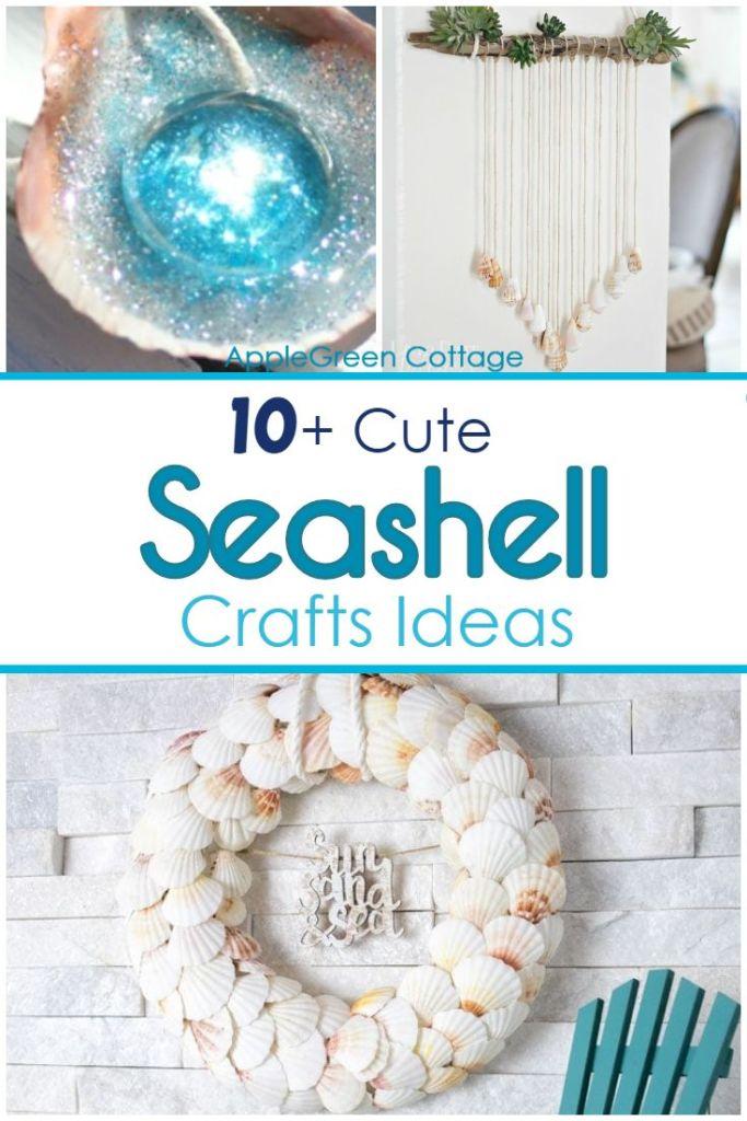 seashell crafts ideas