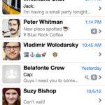 App Store WhatsApp Messenger finalmente ottimizzato per il Display 4 pollici