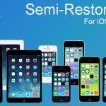 SemiRestore, come seguire il ripristino di iOS 7 senza perdere il Jailbreak