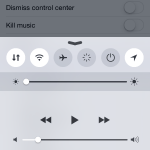 CCSettings for iOS 8, personalizza i toogle del centro di controllo