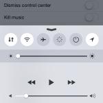 CCSettings for iOS 8, personalizza i toogle del centro di controllo