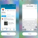 Popcorn, attiva la funzione peek e pop nelle icone delle applicazioni