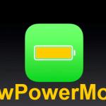 LowPowerMode, manteniamo sempre attiva la modalità Risparmio energetico