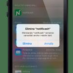 SearchDelete, cancella le app semplicemente e direttamente da Spotlight