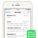 CKCounter, tieni monitorato il numero di messaggi inviati e ricevuti in una conversazione