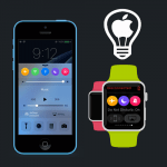 Cream, come attribuire un look Apple Watch al Centro di Controllo di iOS