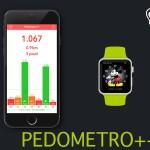 Pedometro++, una app contapassi che monitora la nostra attività giornaliera per iPhone e Apple Watch