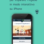 HH English l'app per imparare l'inglese in modo interattivo su iPhone