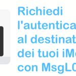 Richiedi l'autenticazione al destinatario dei tuoi iMessage con MsgL0ck