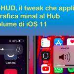 VideoHUD, il tweak che applica una grafica minal al Hub del volume di iOS 11