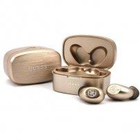Guess Wireless Stereo bezdrátová sluchátka - zlatá