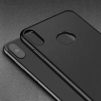 MOFI ultratenký kryt s ochranou čočky fotoaparátu pro iPhone XS / iPhone X - černá