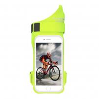 FLOVEME sportovní pouzdro na zápěstí pro iPhone 6 Plus / 6S Plus / 7 Plus / 8 Plus - zelené